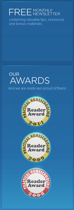 Award winning french homeschool curriculum